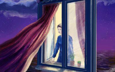 Una puerta se cierra y una ventana se abre